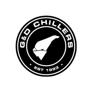 G and D Chillers Logo